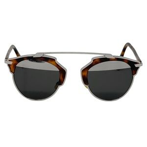 Dior So Real Tortoise Sunglasses
